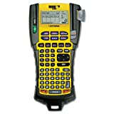 DYMO® - Rhino 5200 Industrial Label Maker, 5 Lines, 6-1/10w x 11-2/9d x 3-1/2h - Sold As 1 Each - Designed for professional installers in real-world jobsite conditions.