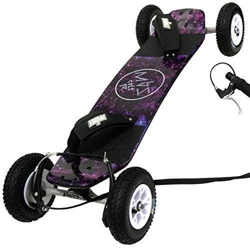 MBS Colt 90X Mountainboard by MBS