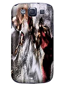 New Style fashionable design for samsung galaxy s3 Hard Plastic TPU Cases
