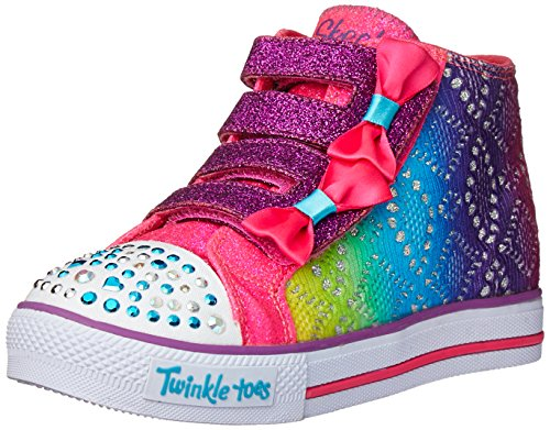 Skechers Kids Shuffles Toddler (Toddler/Little Kid), Multi, 6 M US Toddler
