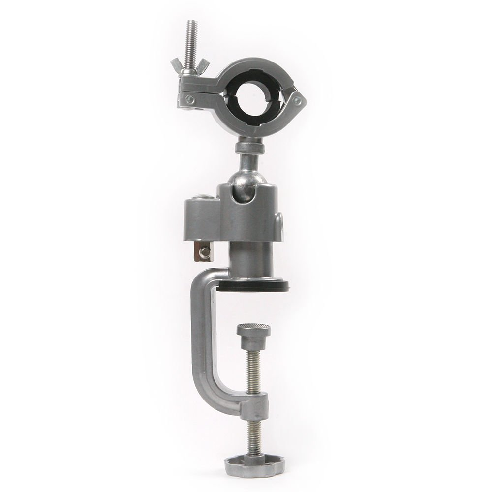 CSLU 360° Bench Vises , Grinder Accessory Electric Drill Stand Holder Electric Drill Rack Multifunctional Bracket Used For Dremel