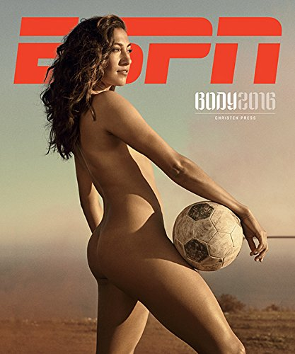 Download ESPN Magazine The Body Issue 2016 (July 18, 2016) Christen Press Cover ebook