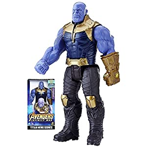 Avengers Infinity Wars Thanos 12″ Action Figure (Basic)