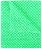 "Green Multi Purpose Cleaning Cloths - J Cloths ""type"" 50 Pack - perforations as in the original"