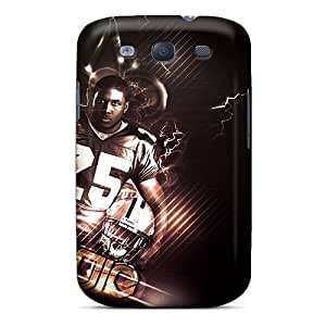 Hot Ppj7681TZYj Cases Covers Protector For Galaxy S3- New Orleans Saints
