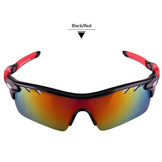 caf05a0e55 Image Unavailable. Image not available for. Color  XUNQI Polarized Sports  Men Sunglasses Road Cycling Glasses Mountain ...