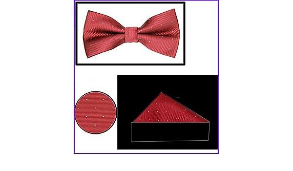 IXI.XIX Corbata de Lazo Rosa Corbata Rosa Hombres versión en ...