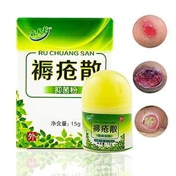 Buy Generic 2pcs Herbal Decubitus Ulcer Powder Bed Sores Rot