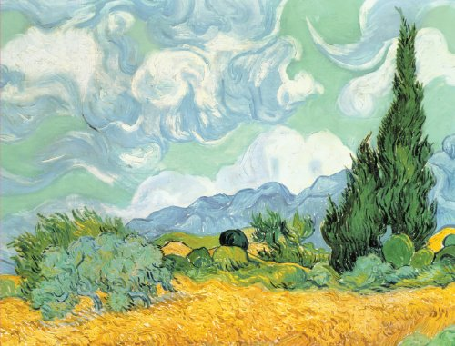 Van Gogh Note (Van Gogh Countryside Portfolio Notes)