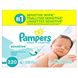 Pampers-Sensitive-Wipes-13x-Multipack