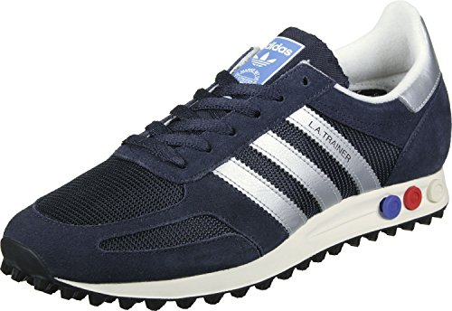 adidas La Trainer Og - Zapatillas de casa Hombre Azul (Legend Ink F17/matte Silver/night Navy)