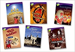 Oxford Reading Tree: Level 11: Treetops Non-Fiction: Pack (6 Books, 1 of Each Title) by Various (2005-04-28)