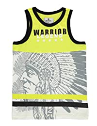 "Akademiks Big Boys' ""Warrior Legend"" Tank Top"