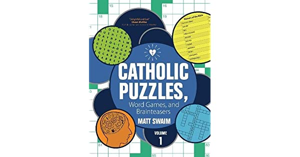 Amazon.com: Catholic Puzzles, Word Games, and Brainteasers ...