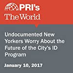 Undocumented New Yorkers Worry About the Future of the City's ID Program | Jasmine Garsd