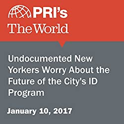 Undocumented New Yorkers Worry About the Future of the City's ID Program