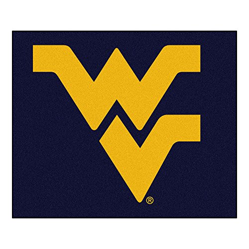 West Virginia Mountaineers Tailgater Mat - 8