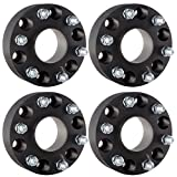 Hubcentric Wheel Spacer,ECCPP Wheel Spacer 6 lug 4X 2'' 6x5.5 78.1 Hub Bore Wheel Spacers adapters Fit Chevy Silverado 6lug Tahoe Sierra 1500 Suburban Avalanche