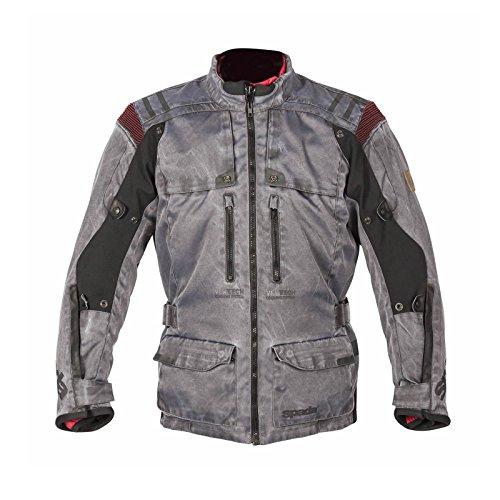 Spada Motorcycle Textile Jacket Stelvio Anthracite