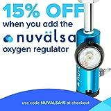 Nuvälsa 200ml Ozone Syringe - Ozone Resistant