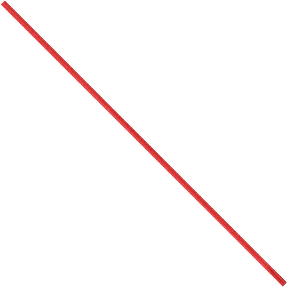 BOX USA BPLT8R Plastic Twist Ties, 8'' x 5/32'', Red (Pack of 2000)