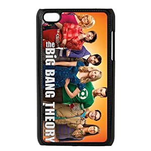 Ipod Touch 4 Phone Case American Situation Comedy The Big Bang Theory AQ068330