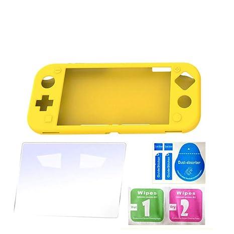 Nichseng - Carcasa de Silicona para Nintendo Switch Lite ...