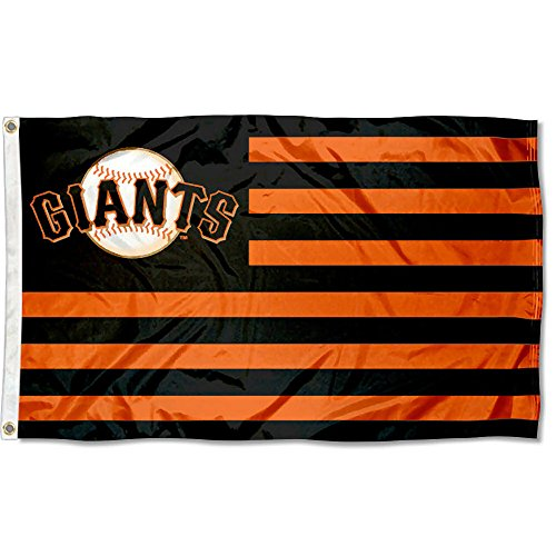 fan products of MLB San Francisco Giants Nation Flag 3x5 Banner