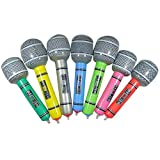 7 pcs / Lot Inflatable Microphone Balloons Blow Review and Comparison