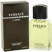 Versace Versace L'Homme Eau De Toilette 100ml Spray