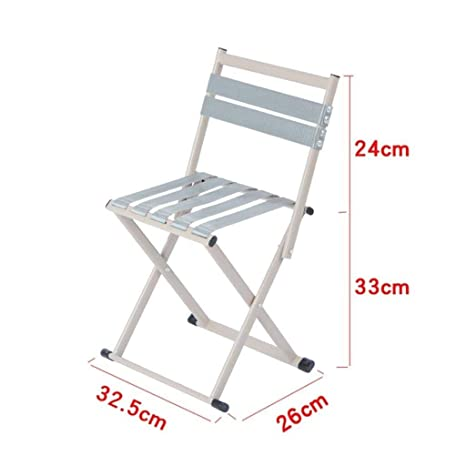 Amazon.com: LYZZDY Yxsd Folding Stool,Stools Portable ...