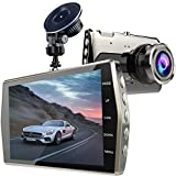 Dash Cam, Zintou 4″ LCD Dash Camera FHD 1080P, 170 Degree Wide Angle Dashboard Camera Recorder with G-Sensor, Loop Recording and NightHawk Vision,SD Card Not Included Review