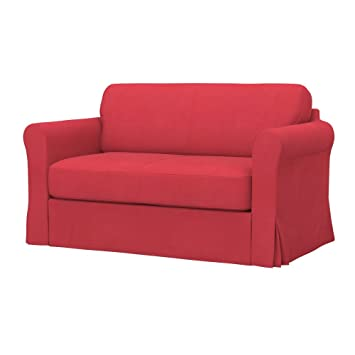 Soferia - IKEA HAGALUND Funda para sofá Cama, Eco Leather ...
