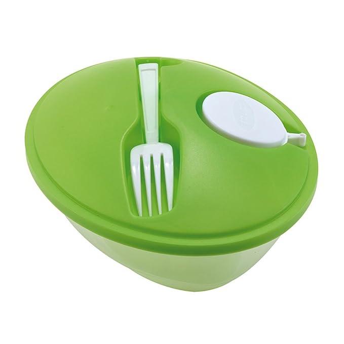 Recipiente hermético (manzana verde apta para lavavajillas ...