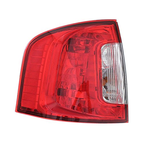 Taillight Ford Edge Ford Edge Taillights