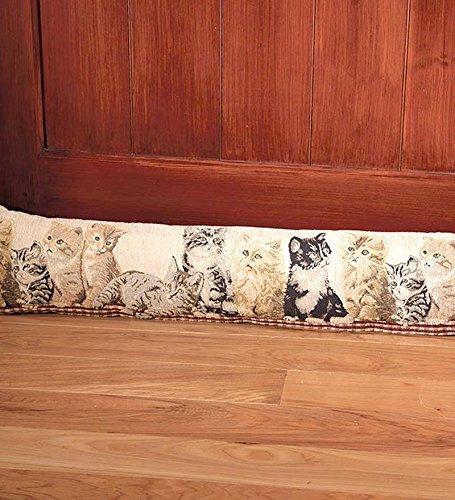 Tapestry Draftstopper In Kitten Design