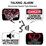 Kidde Battery Operated Combination Smoke & Carbon Monoxide Alarm KN-COSM-BA