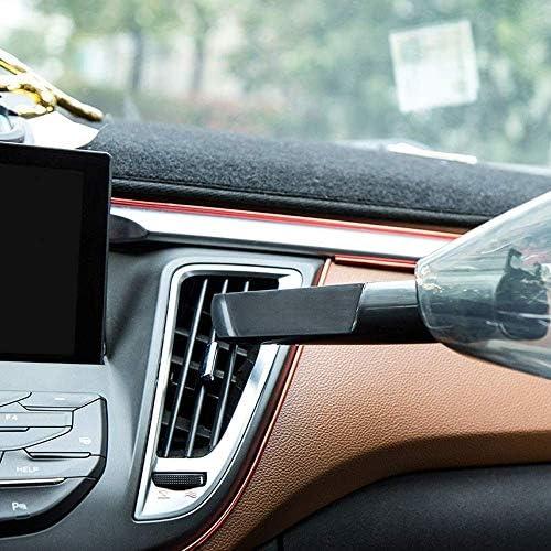 BRISEZZ Bâton Aspirateur, Aspirateur Portable sans Fil, 2-in-1 Portable, 7500pa Forte Aspiration, 2000mAh Batterie Rechargeable au Lithium, for Utilisation à Domicile Voiture HRTT