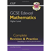 GCSE Maths Edexcel Complete Revision & Practice: Higher - Grade 9-1 Course (with Online Edition) (CGP GCSE Maths 9-1 Revision)