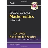 GCSE Maths Edexcel Complete Revision & Practice: Higher - Grade 9-1 Course (with Online Edition) (CGP GCSE Maths 9-1 Revision)