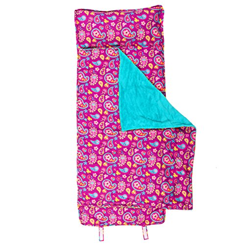 Stephen Joseph All-Over Print Nap Mat, Paisley Garden