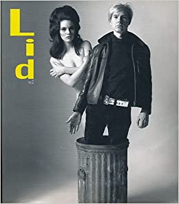 lid magazine 2 andy warhol cover 2005