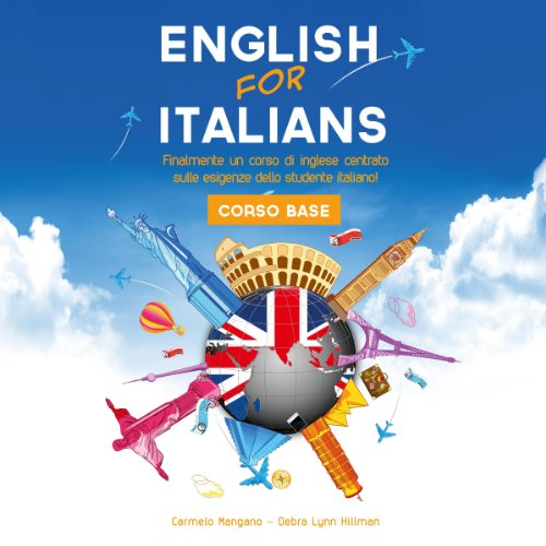 Corso di Inglese, English for Italians (Corso Base)