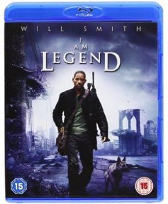 i am legend blu ray 2007 region free amazon co uk will smith