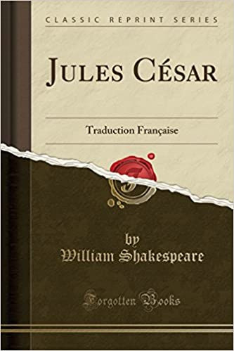 jules csar traduction franaise classic reprint french edition
