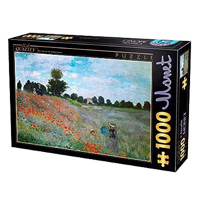 D Toys Puzzle 1000 Pcs 67548 Cm01 Uni