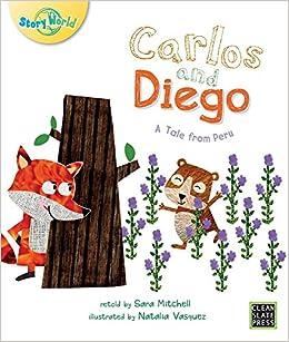 Carlos And Diego por Sara Mitchell