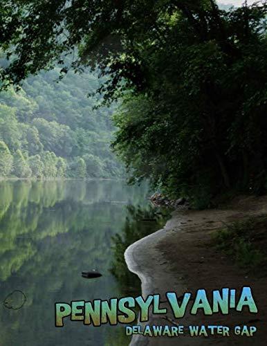 (Pennsylvania Delaware Water Gap: Notebook & Journal)