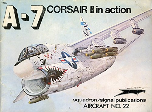 Used, A-7 Corsair II  in Action for sale  Delivered anywhere in USA