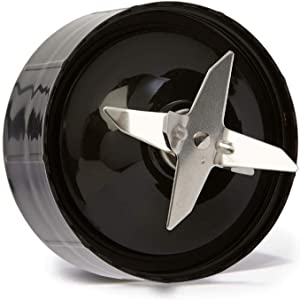 NutriBullet NBM-BA041AMZ Extractor Balance/Lean/Max/Select Blade, 1 Pound, Black